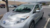 Picture of 2014 Nissan Leaf SL, exterior