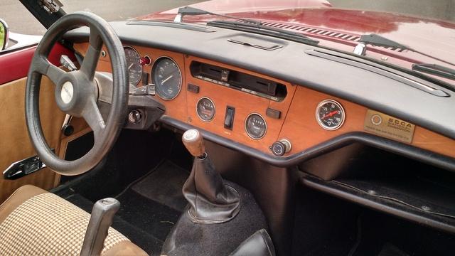 1980 Triumph Spitfire Interior Pictures Cargurus