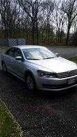 Picture of 2015 Volkswagen Passat SE w/ Convenience, exterior