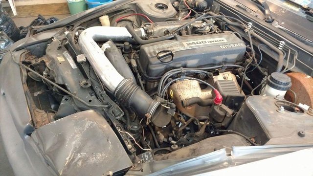 Picture of 1989 Nissan 240SX 2 Dr SE Hatchback, engine