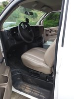 Picture of 2007 Chevrolet Express Cargo G1500, interior
