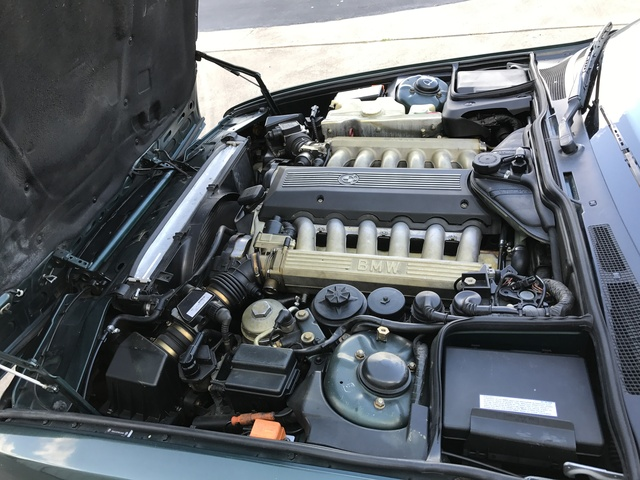 Picture of 1992 BMW 7 Series 750iL RWD, engine, gallery_worthy