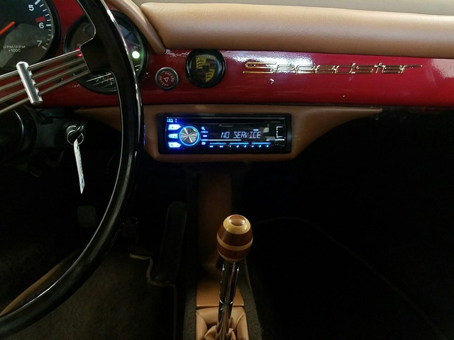Picture Of 1956 Porsche 356 A Speedster Interior Gallery Worthy