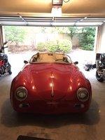 Picture of 1956 Porsche 356 A Speedster, exterior