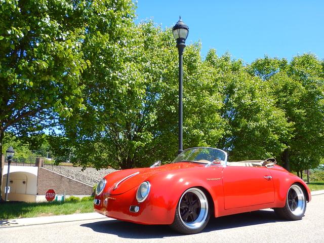 Picture of 1956 Porsche 356 A Speedster, exterior, gallery_worthy