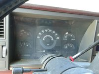 Picture of 1991 Chevrolet C/K 2500 LB 4WD, interior, gallery_worthy