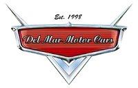 Del Mar Motor Cars logo
