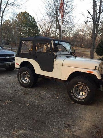 Picture of 1973 Jeep CJ5