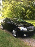 Picture of 2012 Buick Verano Leather, exterior
