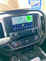 Picture of 2015 Chevrolet Silverado 2500HD LTZ Crew Cab SB 4WD, interior