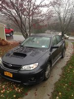 Picture of 2014 Subaru Impreza WRX Limited, exterior