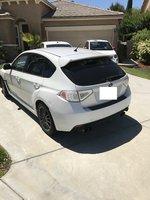 Picture of 2012 Subaru Impreza WRX Hatchback, exterior