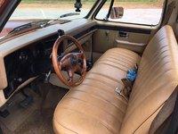 Picture of 1984 Chevrolet C/K 10 Standard Cab SB, interior