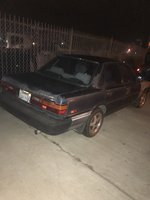 1987 Toyota Camry Picture Gallery