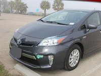 Picture of 2015 Toyota Prius Plug-in Base, exterior