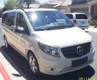 Picture of 2016 Mercedes-Benz Metris Passenger, exterior