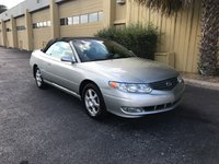 Picture of 2002 Toyota Camry Solara SLE Convertible, exterior