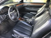 Picture of 2002 Toyota Camry Solara SLE Convertible, interior