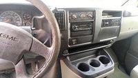 Picture of 2003 GMC Savana 3500 SLE Passenger Van, interior