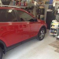 Picture of 2016 Toyota RAV4 XLE, exterior