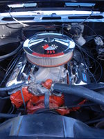 Picture of 1968 Chevrolet El Camino Base, engine