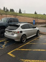 Picture of 2010 Subaru Impreza WRX Hatchback, exterior