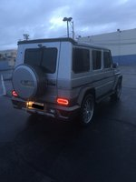 Picture of 2002 Mercedes-Benz G-Class G 500, exterior