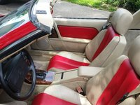 Picture of 1991 Mercedes-Benz SL-Class 500SL, interior