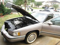 Picture of 1996 Cadillac DeVille Concours Sedan, engine