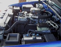 Picture of 1997 Chevrolet C/K 3500 Ext. Cab 2WD, engine