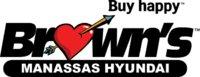 Brown's Manassas Hyundai logo