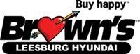 Brown's Leesburg Hyundai logo