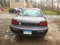 Picture of 1993 Pontiac Grand Am 4 Dr SE Sedan, exterior