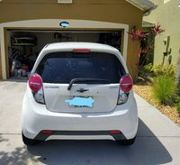 Picture of 2014 Chevrolet Spark LS, exterior