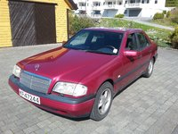 Picture of 1994 Mercedes-Benz C-Class C 220 Sedan, exterior, gallery_worthy
