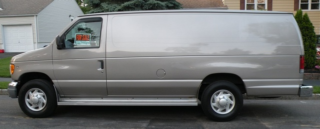 Picture of 2002 Ford E-Series Cargo E-250 Ext, exterior