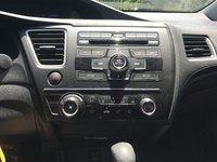 Picture of 2015 Honda Civic Coupe LX, interior