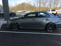 Picture of 2015 Mitsubishi Lancer Evolution AWD Final Edition, exterior