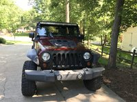 Picture of 2009 Jeep Wrangler Unlimited X 4WD, exterior