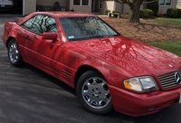 Picture of 1997 Mercedes-Benz SL-Class SL 320, exterior