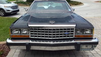 Picture of 1986 Ford LTD Crown Victoria 4 Dr Sedan, exterior, gallery_worthy