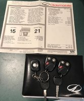 Picture of 2002 Oldsmobile Bravada 4 Dr STD AWD SUV