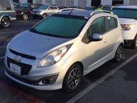 Picture of 2014 Chevrolet Spark 1LT, exterior
