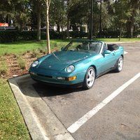 Picture of 1995 Porsche 968 2 Dr STD Convertible, exterior, gallery_worthy
