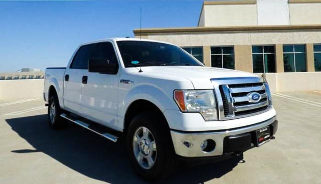 Ford F-150 Questions - can i lock my doors on my F150 if the