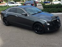 Picture of 2014 Cadillac ATS 3.6L Premium RWD, exterior, gallery_worthy