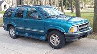 Picture of 1996 Chevrolet Blazer 4 Door 4WD, exterior