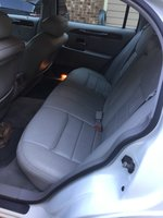 Picture of 1999 Lincoln Town Car Signature, interior