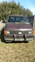 Picture of 1989 Chevrolet Astro CL, exterior