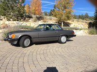 Picture of 1986 Mercedes-Benz 560-Class 560SL Convertible, exterior